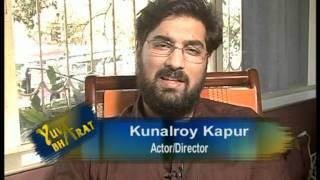 Download Kunal Roy Kapoor (Actor & Director) on ETV Yuva Bharat Video