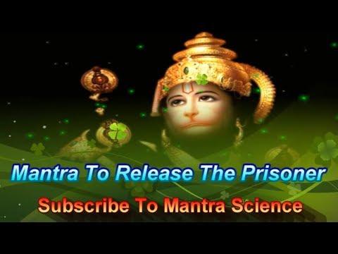 Hanuman Shabar Mantra To Release The Prisoner