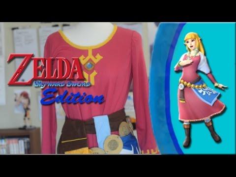 Legend of Zelda cosplay: Skyward Sword