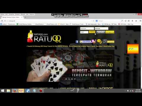 RatuQQ.net | Daftar RatuQQ | DominoQQ | Bandar Domino Online Terpercaya