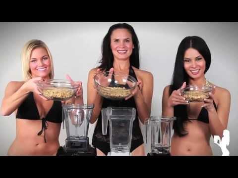 Blendtec Vs Vitamix - Peanut Butter Showdown - The Blender Babe Reviews