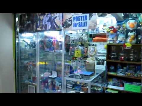 Toy Shops at Greenhills Mall - Manilla