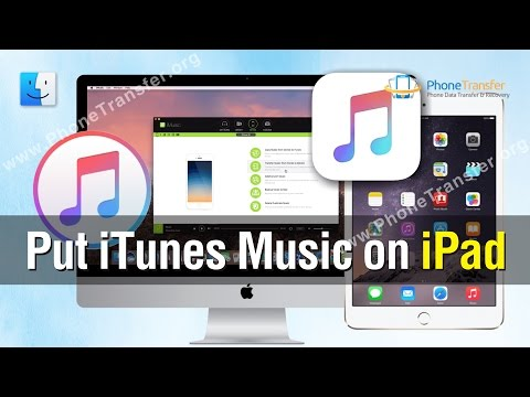 How to Put iTunes Music on iPad, Download iTunes Music to iPad Without Limit
