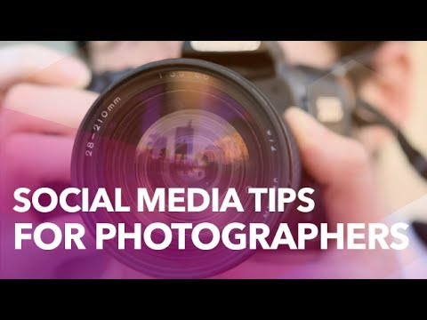 Social Media Tips for Photographers - Step by Step - How do get clients from it!