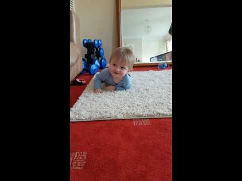10 month old still not crawling!!!
