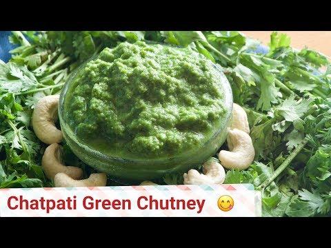 Punjabi Chatpati Green Chutney Recipe -Spicy Green Chutney for Paratha,Pakora & Tikka, Alpa Recipes
