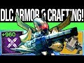 Destiny 2 ESSENCE WEAPONS amp EXCLUSIVE ARMOR Crafting Loot New Exotic DLC Quest amp Infinite Power
