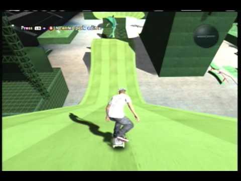 Skate 3 - Legit Epicness Hangout (1337 score)