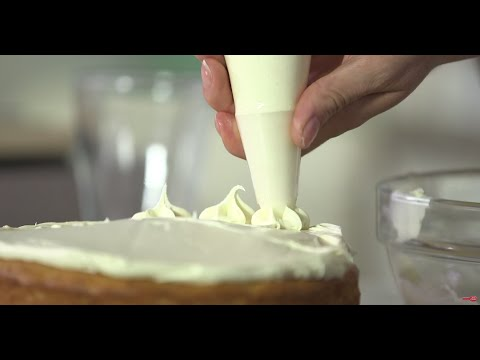 How to Ice a Sponge Cake - Betty Crocker™