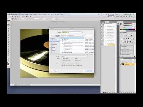 Batch Process JPEGs in Adobe Photoshop CS5