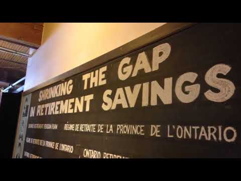 Ontario Pension Plan Roll Out