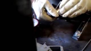 tig welding some aluminum