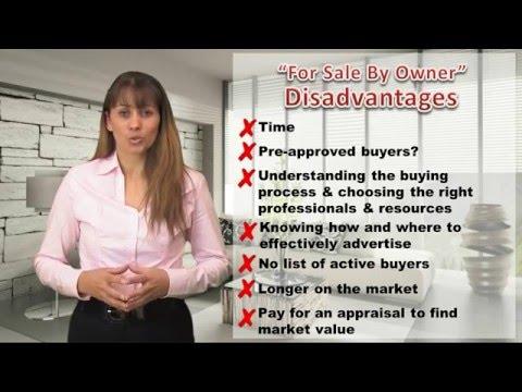 For Sale By Owner Advantages & Disadvantages - Utah Real Estate Agent Vicky Johnston