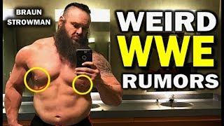 10 WEIRD WWE Rumors 2017