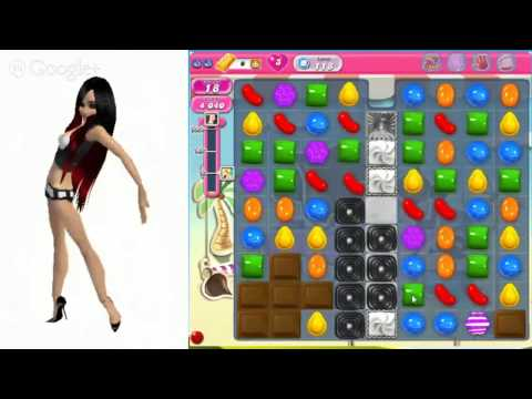 Candy Crush - How To Beat Level 118 in Candy Crush Walkthrough Saga - No Boosts