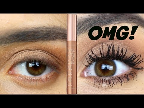 OMG Miracle Lash Growth Mascara?! L'oreal Paradise Review