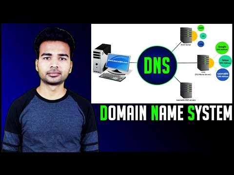 What is DNS (Domain Name System) | Functions of DNS and How DNS works in a computer network | 2018