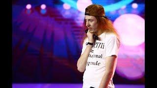 "Cosmin Tobă, aka ""Actrița porno"", reușește un stand-up memorabil"