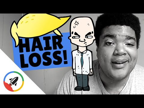 How To Make Your Hair Fall Out   6 AVOIDABLE WAYS!