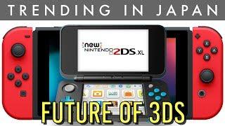Nintendo Reveals Future of 3DS
