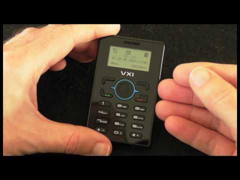 VX1i Mini Mobile Phone Review - sim free & unlocked