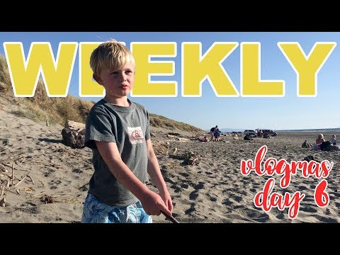 In the Summer time when the weather is fine | Vlogmas day 6