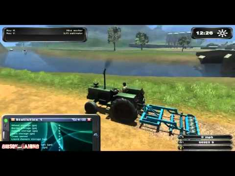 Farming Simulator 2011 Multiplayer with Gibson & Stockoglaws - 6 / 9