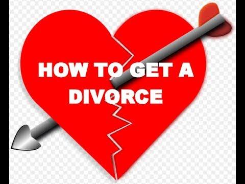 Divorce:  How to Get Divorced