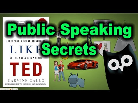 9 Public Speaking Tips to Maximize your Presentation Skills