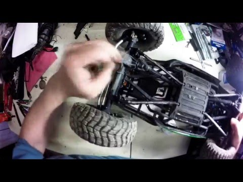 Wraith Diff Gears Upgrade and Replacement