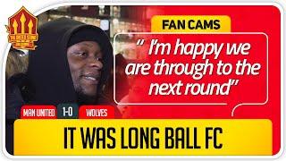 RASHFORD INJURY MISTAKE! Manchester United 1-0 Wolves Fan Cam
