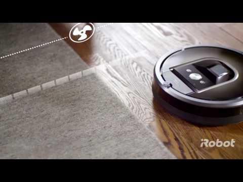 iRobot Roomba® 900 Series | Overview