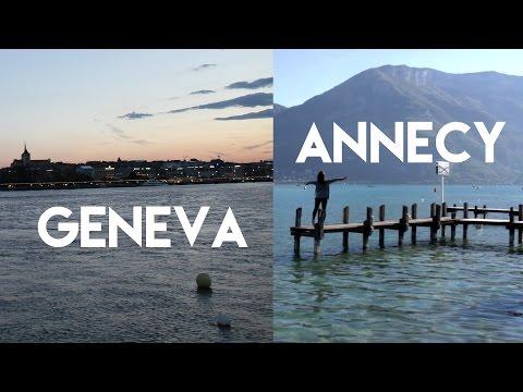 GENEVA, Switzerland & ANNECY, France || Lakeside Sophistication