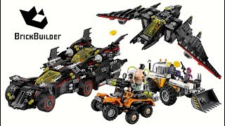 All LEGO Batman Movie Compilation - Lego Speed Build