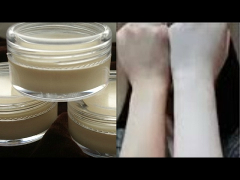 Best Homemade Anti Aging Cream | 100% Whitening, Wrinkle free skin | #DIY | 2 Ingredient only