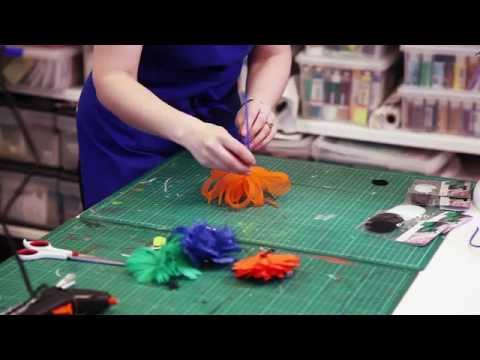 Millinery Made Easy - Flower Preparation