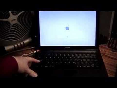 MacBook Shutdown With Shift Key