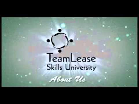 About TeamLease Skills University - by PROVOST
