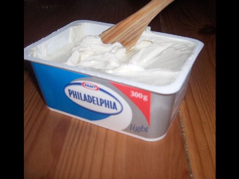 HOW TO MAKE PHILADELPHIA CREAM CHEESE ? (BY CRAZY HACKER)