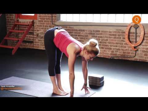 Heidi's Yoga Body Series Part 1: Strong Arm Body Flow