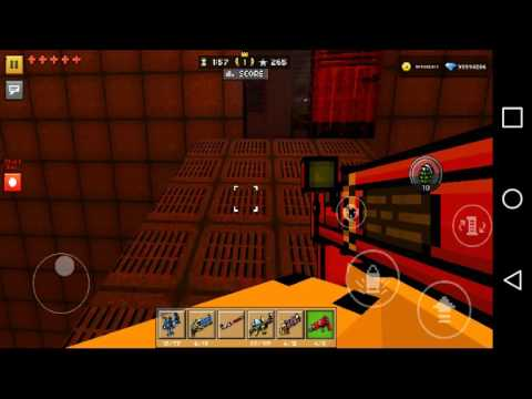 Pixel gun 3d gameplay (1) soldier (from tf2)