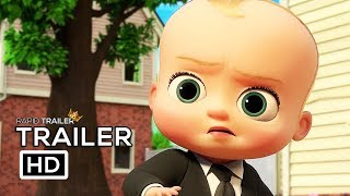 THE BOSS BABY: BACK IN BUSINESS Official Trailer (2018) Netflix Animated Series HD