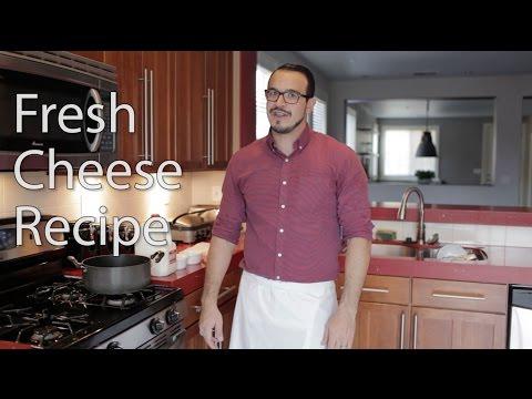 Fresh Cheese Recipe - Queso Fresco