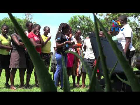 Homa Bay residents in campaigns to stop teenage pregnancies