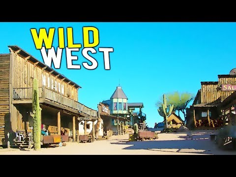 PIONEERING A WILD WEST CITY IN THE WILDERNESS! - Depraved Alpha Gameplay