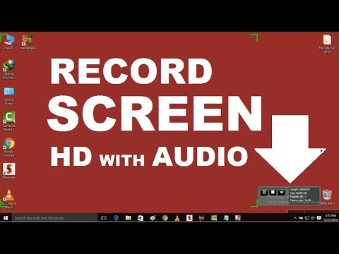 How to Record Screen in HD on Windows 10 with Audio for FREE 2019 | Best Screen Recorder