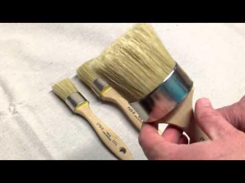 Chalk Pro Wax Brushes