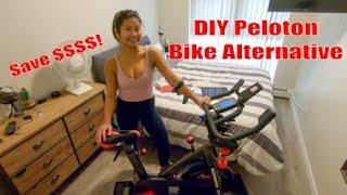 DIY Peloton Bike hack - don