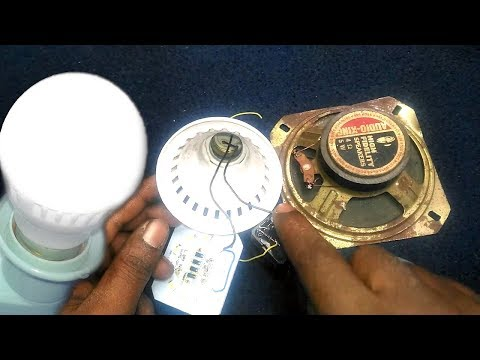 part-2 ~ How to make free energy generator with Light Bulb Technology ,  Amazing reality
