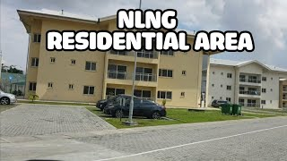 Nlng Beautiful Residential Area Bonny Island Rivers State Nigeria